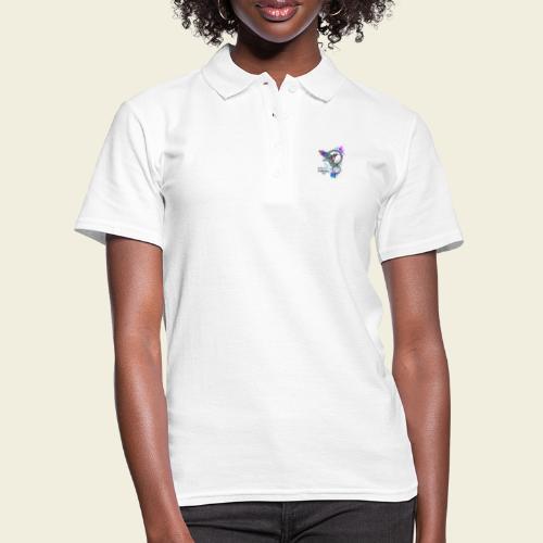 Kolibriere gleich - Frauen Polo Shirt