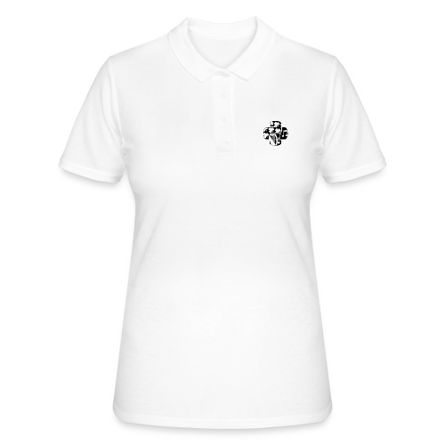 EuroPython 2020 - Black Snakes - Women's Polo Shirt