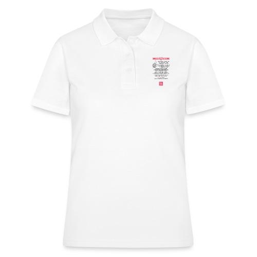 sei una sferruzzatrice se - Women's Polo Shirt