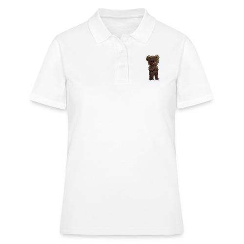 Fieber-Bär - Frauen Polo Shirt