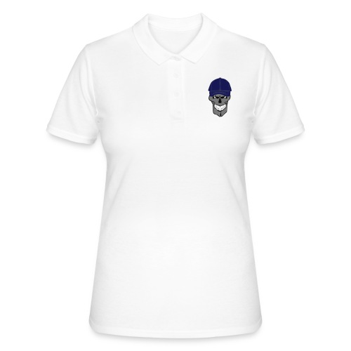 craneo gorra - Women's Polo Shirt
