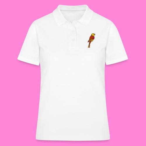 Geelgors illustratie - Women's Polo Shirt