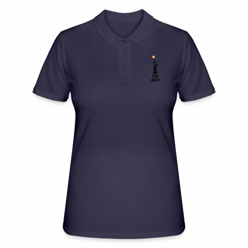 True liberty - Women's Polo Shirt