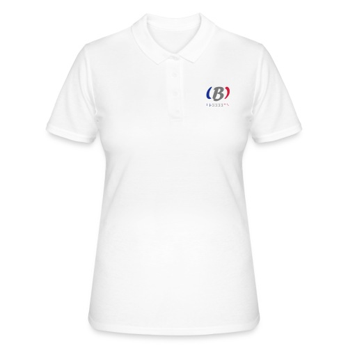 LVET M'Bleu, Blanc, Rouge - Women's Polo Shirt