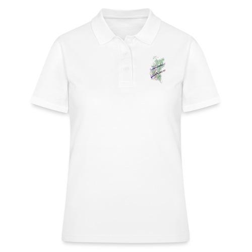 komm klar - Frauen Polo Shirt