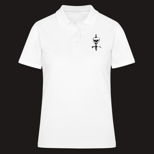 Skull Symbol - Frauen Polo Shirt