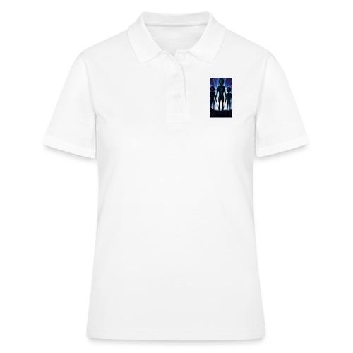Alien 👽 - Frauen Polo Shirt