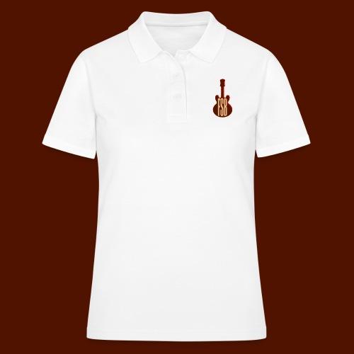 FSB Guitar Logo - Women's Polo Shirt