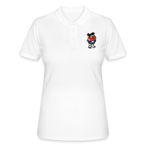 Queen Kong - Frauen Polo Shirt