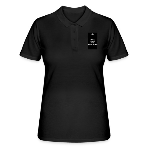 Go Beast-Mode - Women's Polo Shirt