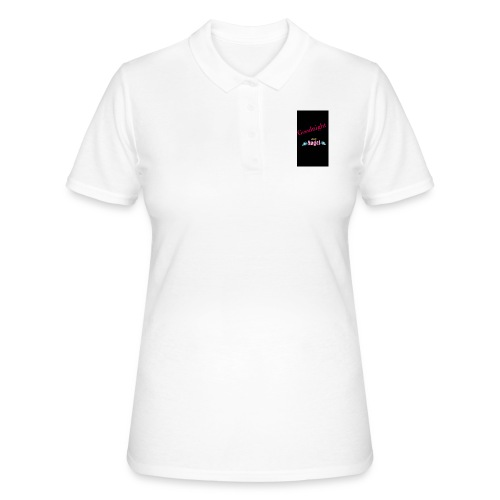 goodnight Angel Snapchat - Women's Polo Shirt