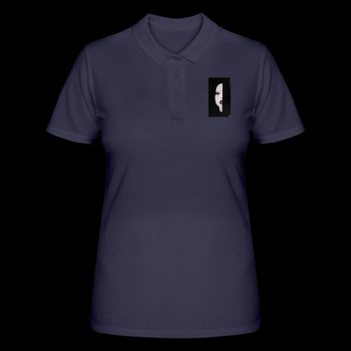 BlackWhitewoman - Women's Polo Shirt