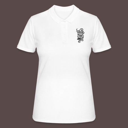 Sardegna Calligrafica - Women's Polo Shirt