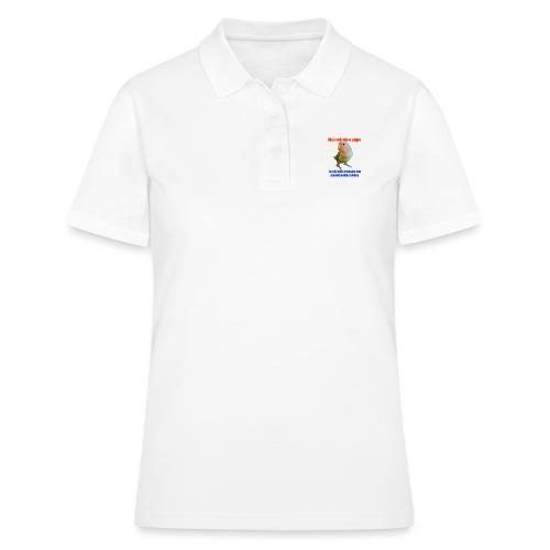 pepe syö sun johdot - Women's Polo Shirt