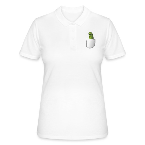 Pocket Pickle #2 - Women's Polo Shirt