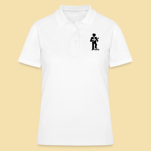 Ukulele Mann - Frauen Polo Shirt