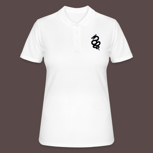 Biscione Drago - Women's Polo Shirt