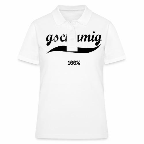 gschamig - Frauen Polo Shirt