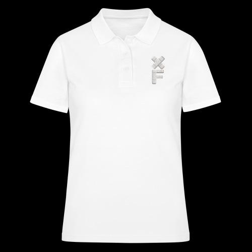 XF Xanax Logo - Frauen Polo Shirt