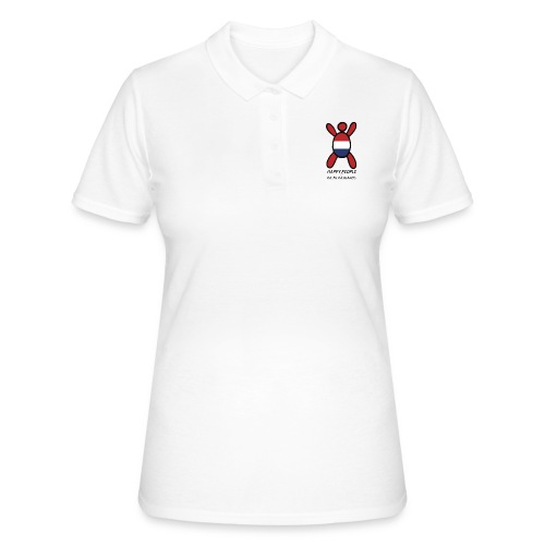 Happy People of the Netherlands - Women's Polo Shirt