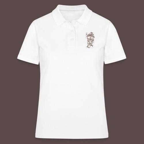 Sardegna Calligrafica v2 - Women's Polo Shirt
