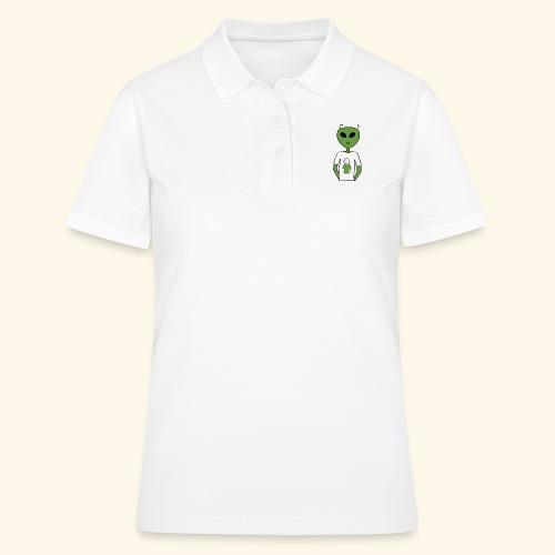 Alien human T-shirt T-shirt - Women's Polo Shirt