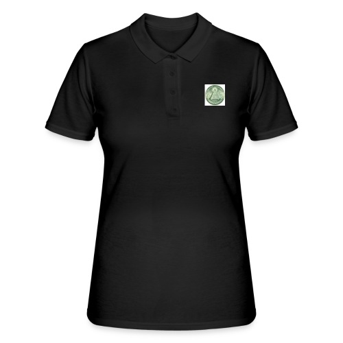 200px-Eye-jpg - Women's Polo Shirt