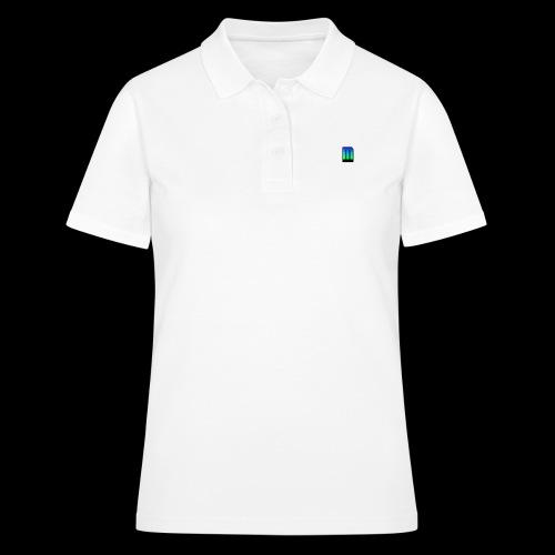 MEEGA POWER - Frauen Polo Shirt