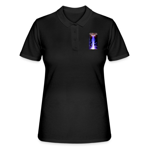 Hyperspace Potato Beam Phone Case - Women's Polo Shirt