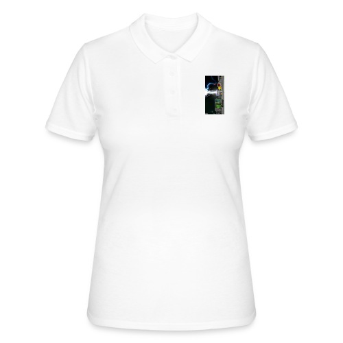 Hyperspace potato electronics phonecase - Women's Polo Shirt