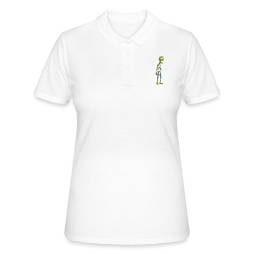 zombie - Women's Polo Shirt