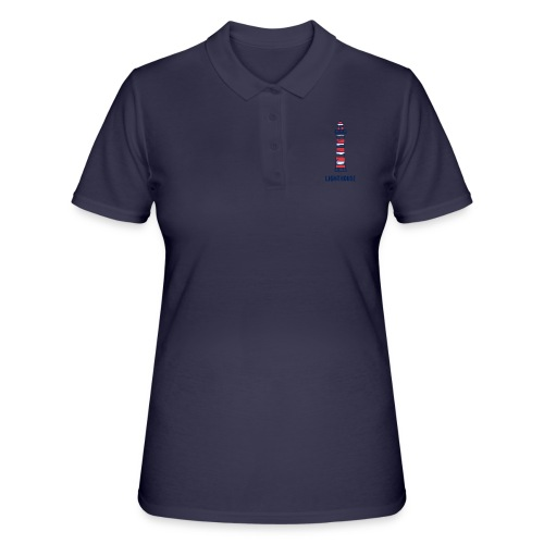 Lighthouse - Frauen Polo Shirt