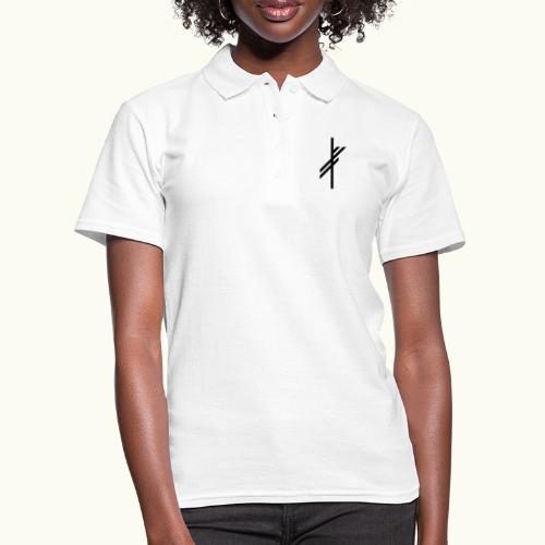 viking luck clean - Women's Polo Shirt