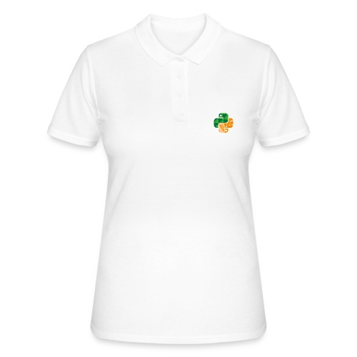 EuroPython 2020 - Color Snakes - Women's Polo Shirt