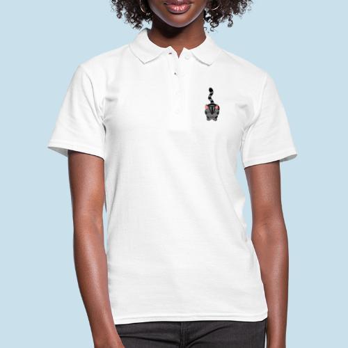 Miau Katze - Frauen Polo Shirt