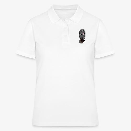 I'm with Cylon - Poloskjorte for kvinner