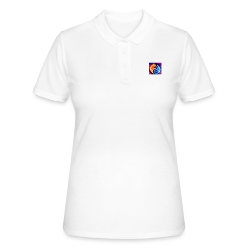 The flame - Women's Polo Shirt