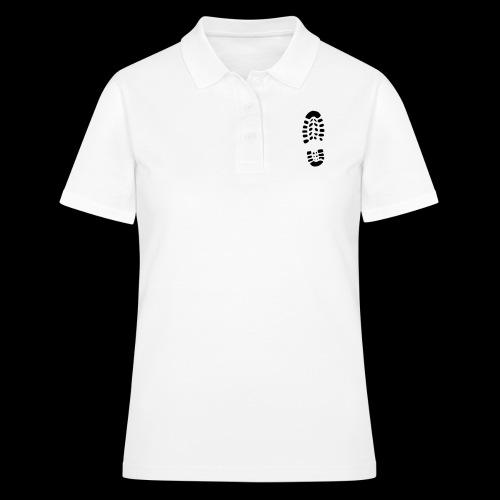 print boot - Women's Polo Shirt