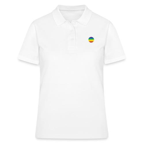 LGBT Badge - Polo Femme