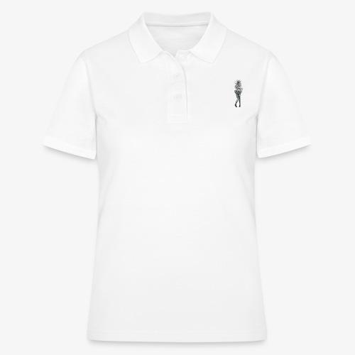 Pineapple - sexy legs - Women's Polo Shirt