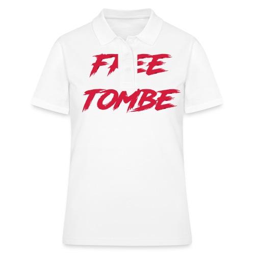 FREE TOMBE AI - Frauen Polo Shirt