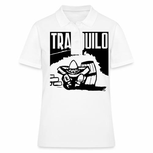Tranquilo - Women's Polo Shirt
