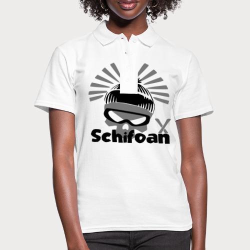 Schifoan - Frauen Polo Shirt