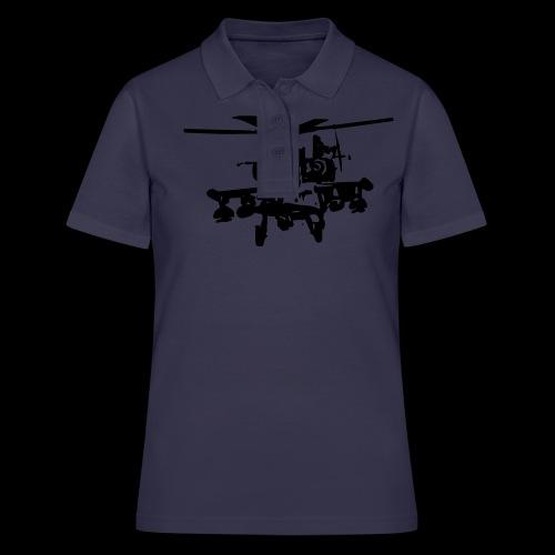 apachee - Frauen Polo Shirt