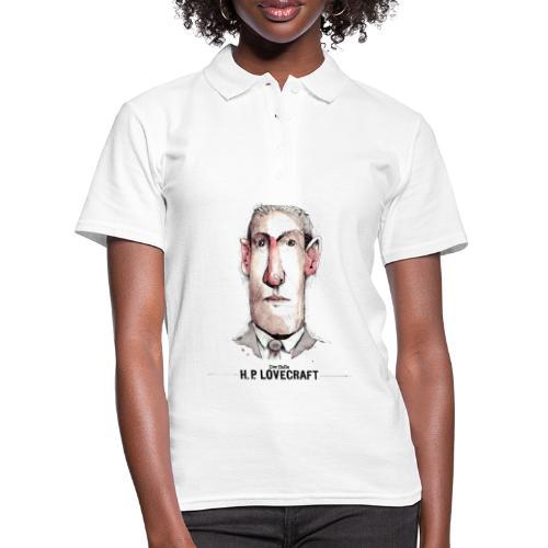 H. P. Lovecraft (Cthulhu) - Frauen Polo Shirt