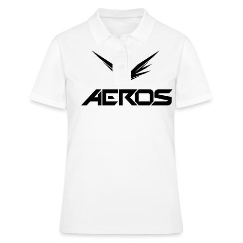 Aeros LOGO 2016 final - Women's Polo Shirt