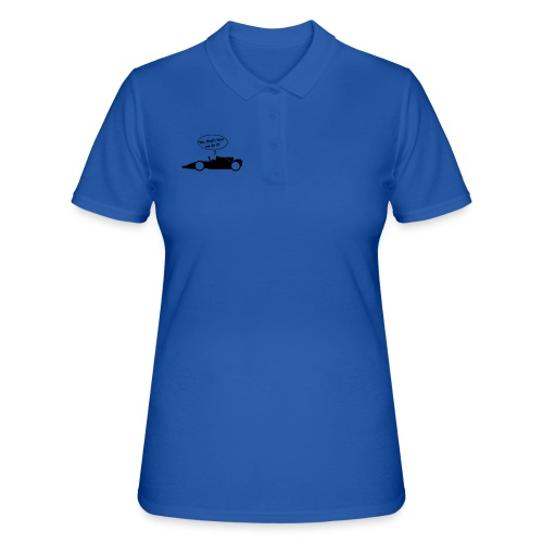 Yes that's how we do it! - Vrouwen poloshirt