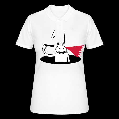 suicideBunny - Frauen Polo Shirt