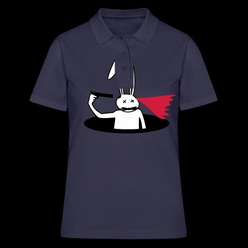 suicideBunny - Frauen Polo Shirt