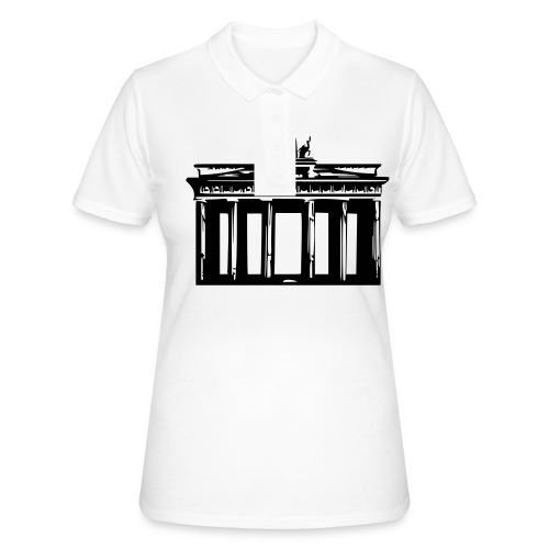 Brandenburger Tor - Frauen Polo Shirt